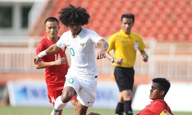 Cặp anh em song sinh đưa U18 Indonesia khuynh đảo giải U18 Đông Nam Á 2019