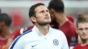 Lampard chịu cái dớp đen đủi khó tin ở Siêu cúp châu Âu
