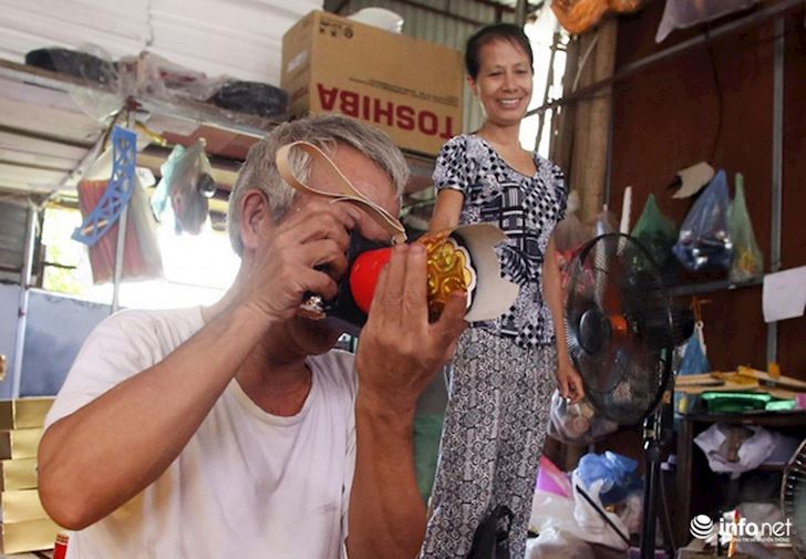 Vu Lan bao hieu Vang ma cong nghe tuot doc khong phanh 1