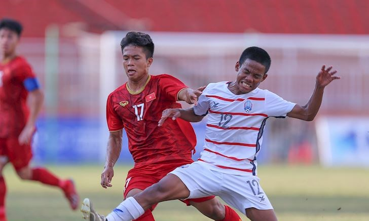 Cách làm cực độc giúp U18 Campuchia thắng Việt Nam, Thái Lan