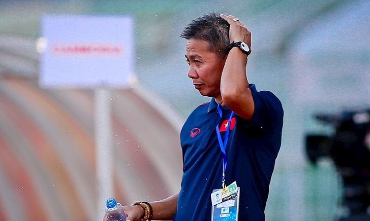 Thua ê chề, ông Hoàng Anh Tuấn từ chức HLV U18 Việt Nam