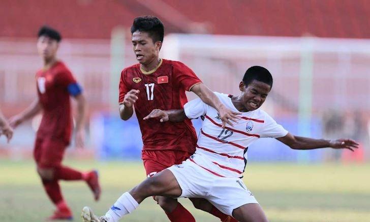 Video clip: 'Tiểu Công Phượng' và đồng đội dứt điểm tồi , U18 Việt Nam thua không tưởng