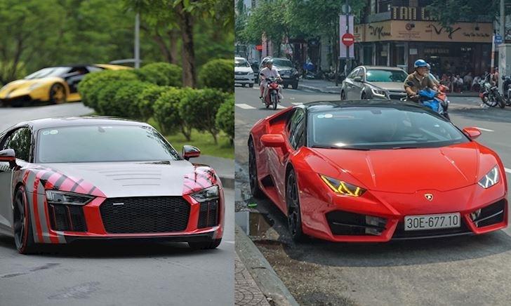 Lamborghini Huracan và Audi R8 V10 Plus bị rao bán, phải chăng quá chán?