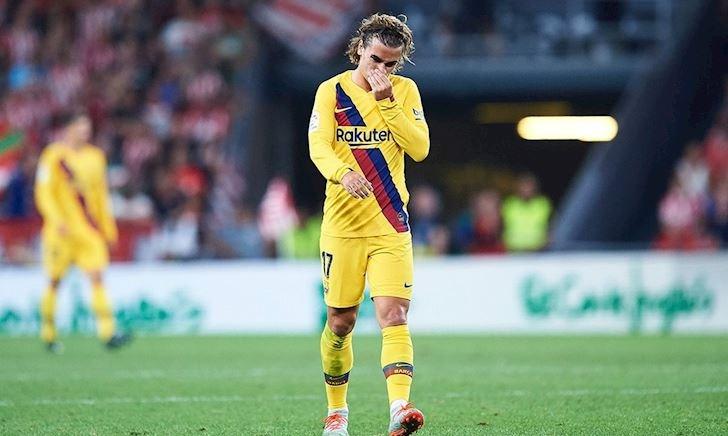 'Bom tấn' tàng hình, Barca thua sấp mặt ngày ra quân