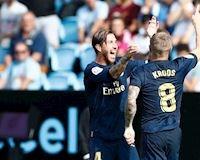 Ghi 3 bàn và nhận thẻ đỏ, Real Madrid khởi đầu như dằn mặt Barca