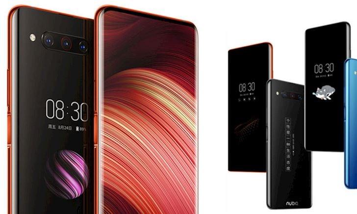 Nubia Z20 bắt đầu mở bán: Giá rẻ, máy 2 màn hình, chip đỉnh nhất 2019