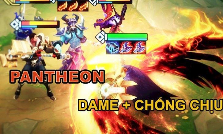 """Pantheon là một """"con quái vật"""" mới trong Đấu Trường Chân Lý 9.17"""