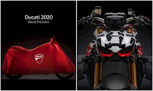 Anh em mê Ducati chuẩn bị chờ đón siêu phẩm mới ra mắt