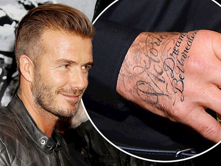 Goi y hinh xam tu David Beckham 3