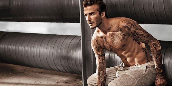 Goi y hinh xam tu David Beckham 2