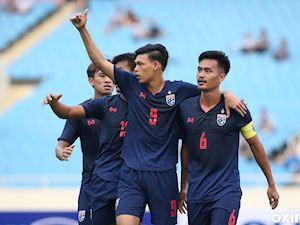 Danh sách tuyển Thái Lan đấu Việt Nam: Loại 10 cầu thủ