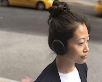 Human Headphones: Không dây, Dạng chụp tai, Ghép lại làm thành loa, rất Múp' và rất mắc