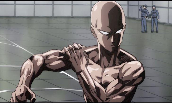 Phương pháp luyện tập của Saitama trong One Punch Man có thực sự hiệu quả?
