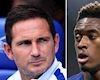 Video clip: Lampard trình diễn thu hồi bóng khiến Bakayoko ngẩn ngơ thán phục