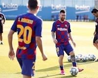 Messi bình phục trở lại, Real Betis hốt hoảng phải mở lời cầu xin