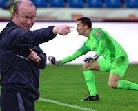 Thủ thành Filip Nguyễn báo tin vui trước thềm vòng loại World Cup 2022