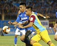 Ngược dòng bất thành, Khánh Hòa thất thế với HAGL trong cuộc đua trụ hạng