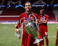 Van Dijk đi vào lịch sử Liverpool