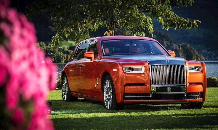 Giá xe Rolls-Royce tại Việt Nam, rẻ nhất 31,4 tỷ đồng