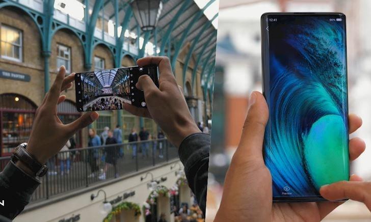 Trên tay thực tế Vivo Nex 3: Smartphone tràn viền 100% đầu tiên