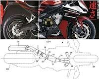 Honda CBR250RR 2020 lộ diện hình ảnh thiết kế mới