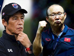 Nhận định Thái Lan vs Việt Nam: Thầy Park 'chấp hết'