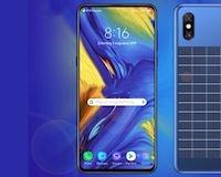 Sốc: Xiaomi đang phát triển smartphone xài bằng năng lượng mặt trời?