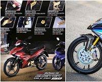 Sắp có đồ chơi chính hãng cho Yamaha Exciter 150