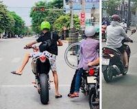 """Chơi moto có """"Healthy"""" và """"Balance"""" không? - First Ride #2"""