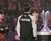 """Những cái nhất của Faker cùng SKT mà fan không thể không """"gáy"""" mạnh"""