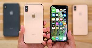 Chuyện thật như đùa: iPhone XS Max bây giờ còn rẻ hơn cả X