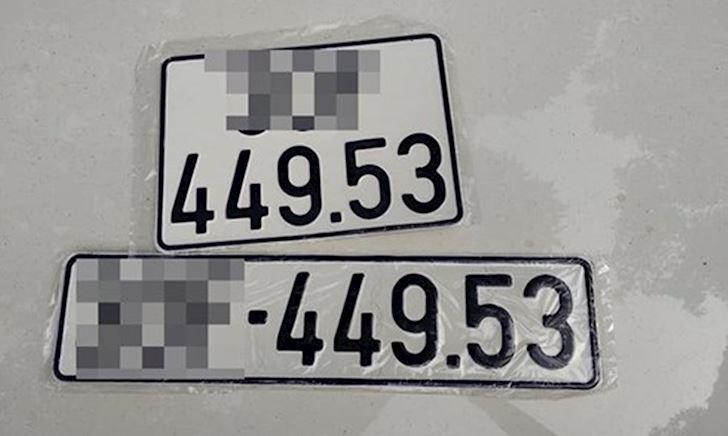 Biển số 49 53 là gì mà ai cũng sợ đến bán xe khi bấm phải?