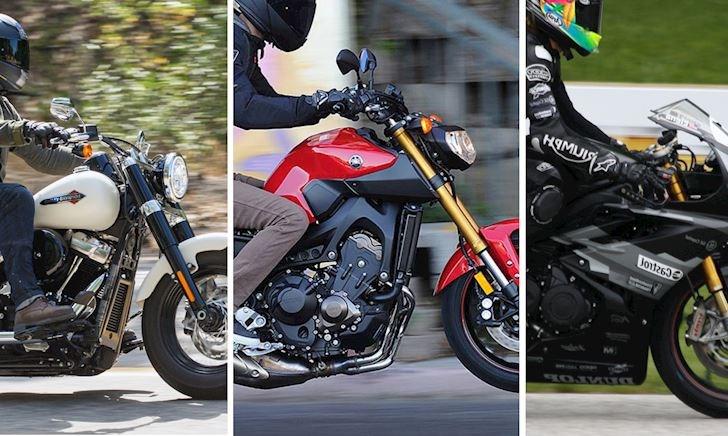 Cùng là moto thì có gì khác nhau? - First Ride #1