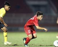 'Tiểu Công Phượng' nhạt nhoà trong ngày ra mắt U18 Đông Nam Á 2019