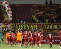 Video clip: CĐV 'múa lụa' ăn mừng bàn thắng phút cuối của U18 Việt Nam