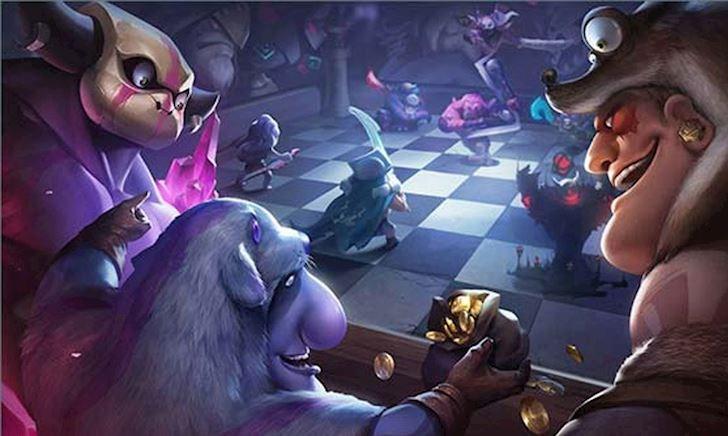 Hướng dẫn cách chơi Auto Chess Mobile để đạt top 1 ngay lập tức