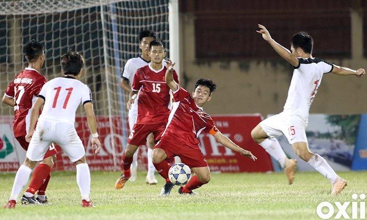 Xem trực tiếp U18 Việt Nam vs U18 Malaysia ở kênh nào?