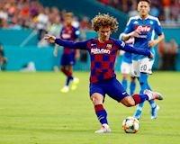 """Barca thắng nhưng """"nỗi lo bom tấn"""" vẫn ám ảnh Griezmann"""