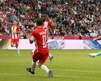 Hazard lập siêu phẩm sau pha phản công 12 giây của Real