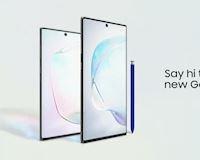 Samsung Note 10 ra mắt: Tinh hoa công nghệ tương lai chính là đây