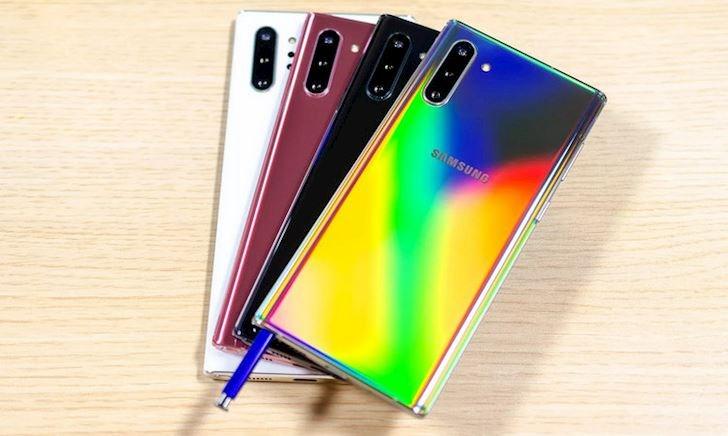 7 thứ quan trọng nhất được công bố tại sự kiện ra mắt Samsung Note 10