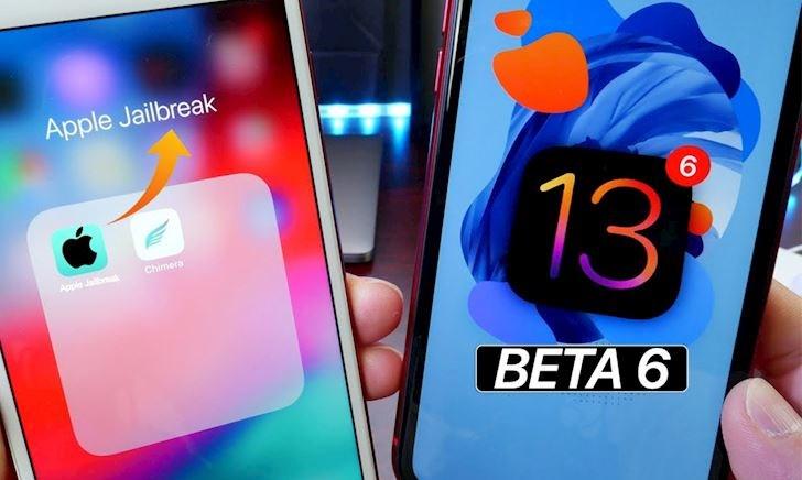 Apple phát hành iOS 13 beta 6 trong lúc dầu sôi lửa bỏng