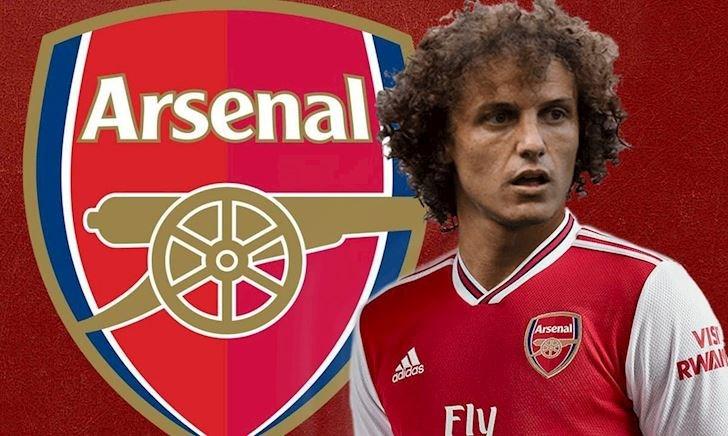 Nổi loạn thành công, David Luiz đến Arsenal với mức giá khó tin