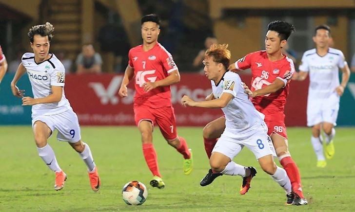 Lịch thi đấu V.League 2019 - Vòng 20: Nóng cuộc đua trụ hạng