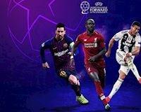 Messi - Ronaldo được đề cử Tiền đạo hay nhất Champions League
