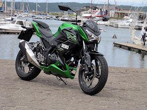 Kawasaki Z300 xe cũ giá chỉ 100 triệu: quá xứng đáng đồng tiền