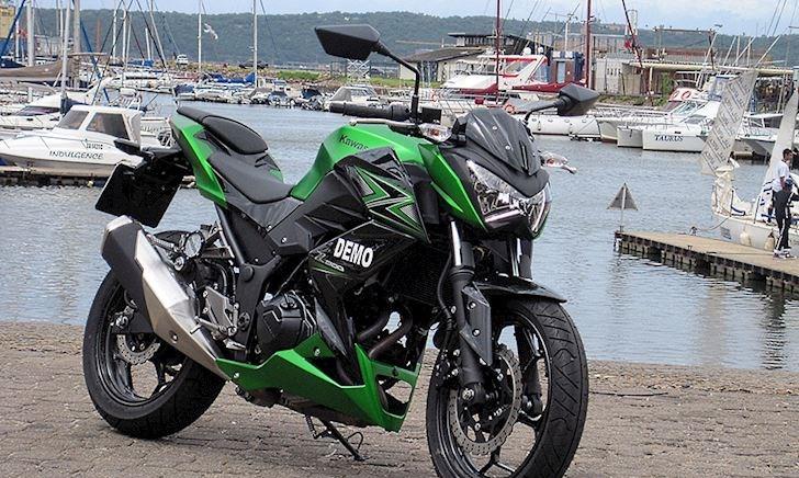 Kawasaki Z300 cũ giá chỉ 100 triệu: quá xứng đáng đồng tiền