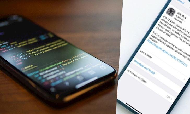 Nhận tin nhắn văn bản trên iPhone có thể bị hack, người dùng lên iOS mới nhất ngay