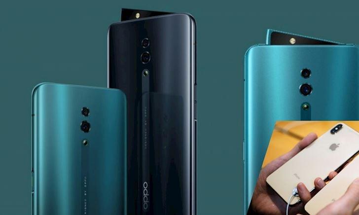 Trong khi chúng ta đang 'đằm đìa' với Note 10, Oppo đã âm thầm soán ngôi Apple