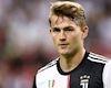 De Ligt hóa thảm họa phòng ngự ở Juventus